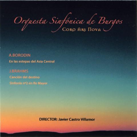 Grabaciones: A. Borodin y J. Brahms