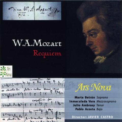 Grabaciones: Réquiem de Mozart